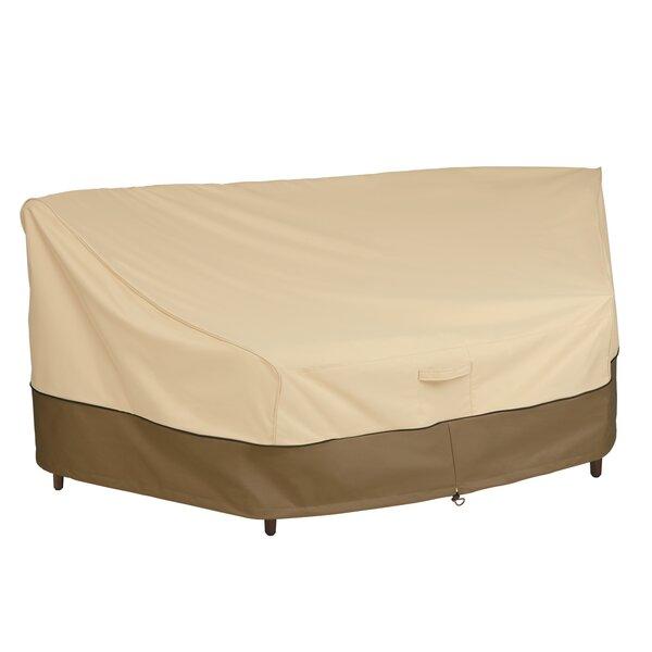 Miraculous Curved Sectional Sofa Cover Wayfair Short Links Chair Design For Home Short Linksinfo