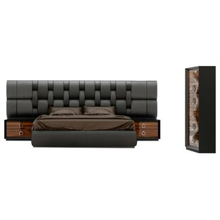 Leather Bedroom Sets Youll Love Wayfair