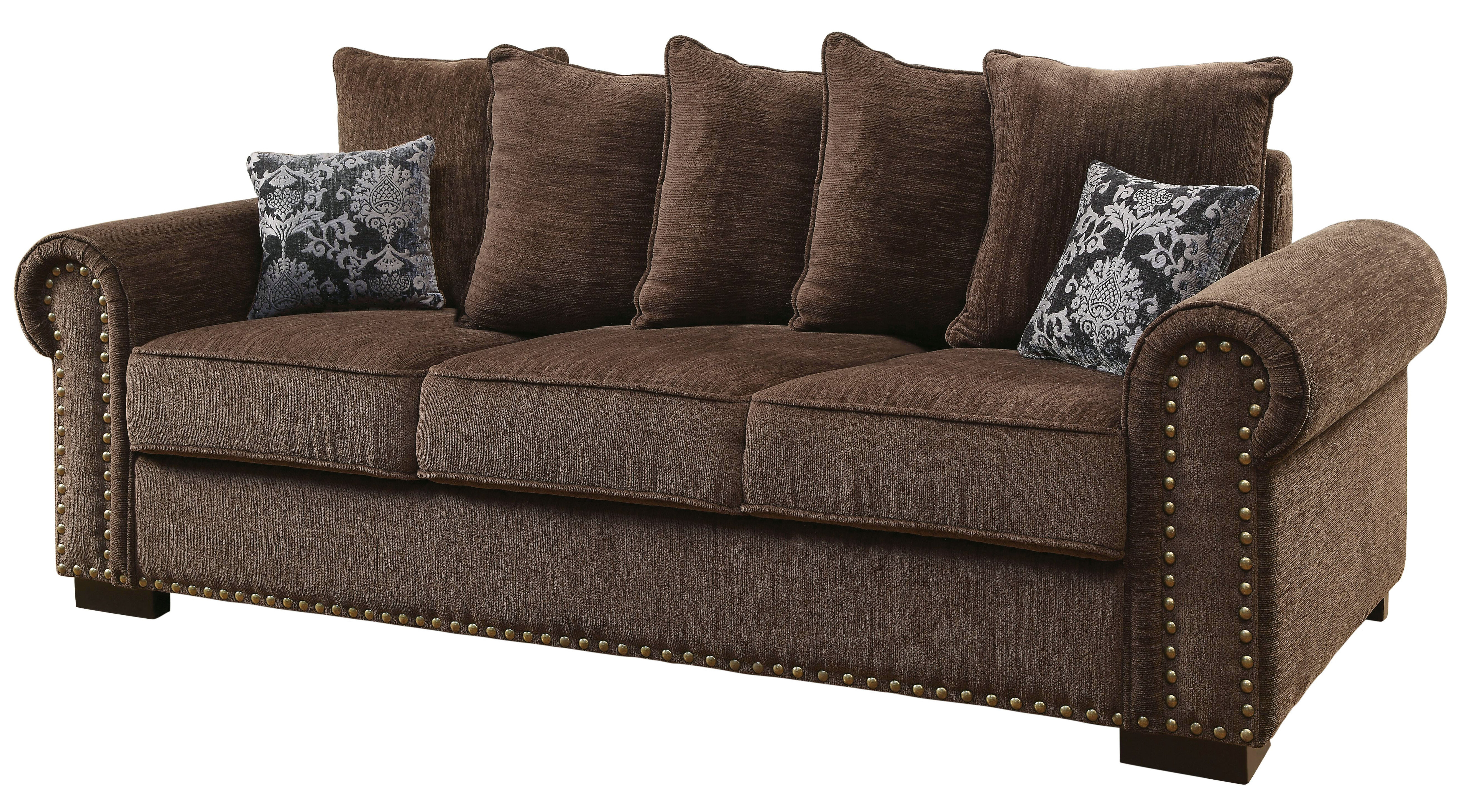Gunilla Chenille Sofa