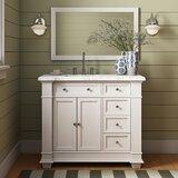 Riccardo 42 Single Bathroom Vanity Set by Darby Home Co