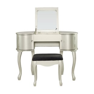 Rimmer Vanity Set with Mirror