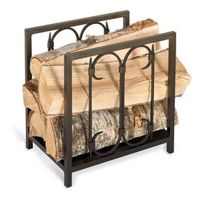 Indoor Firewood Holder | Wayfair