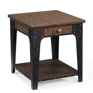 Gracie Oaks Ceron End Table