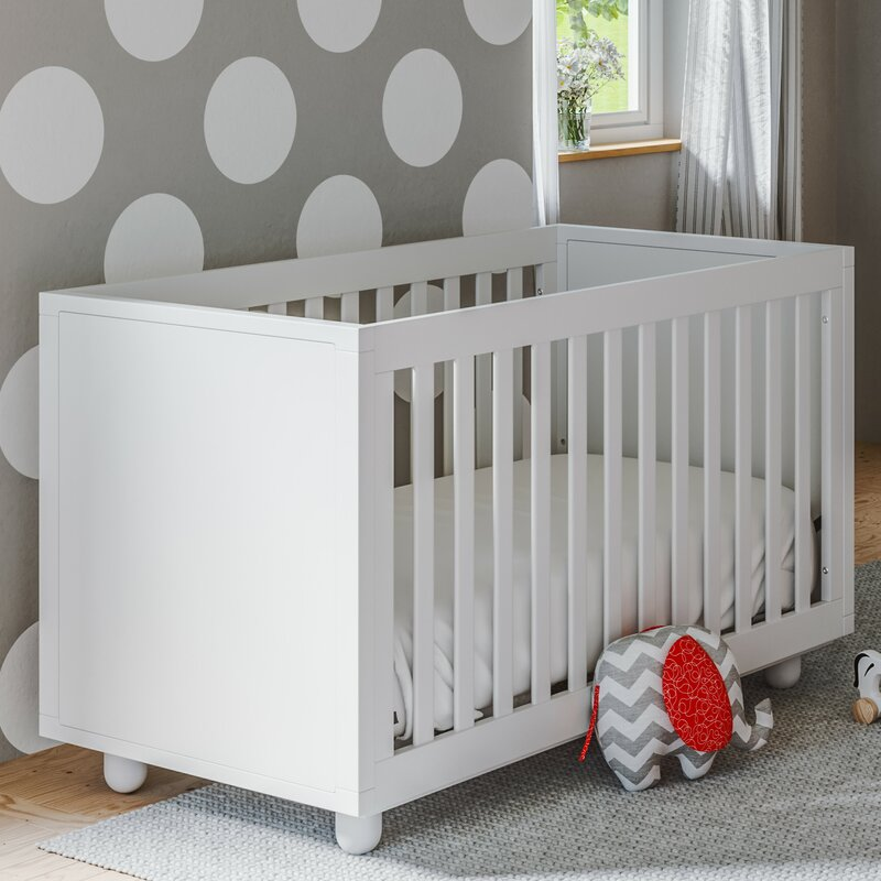 Violet 3 In 1 Convertible Crib