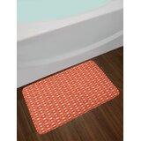 Burnt Orange Bathroom Rug Sets Wayfair
