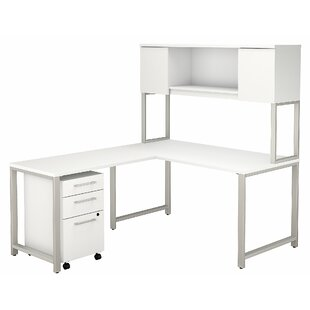 400 Series L-shaped Desk Office Suite