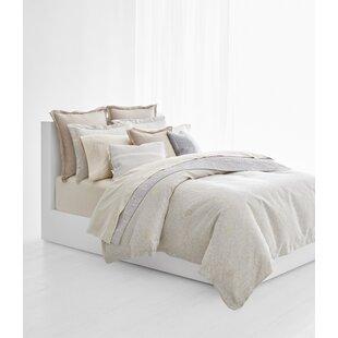 Lauren Ralph Lauren Alene Cotton 3 Piece Reversible Comforter Set