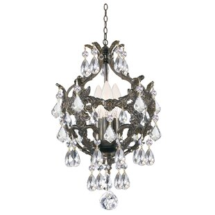 Astoria Grand Weigle 3-Light Candle Style..
