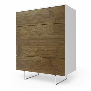 Alto 5 Drawer Chest by Spot On Square Best Design