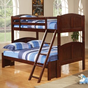 Oberon Twin over Full Bunk Bed by Wild..