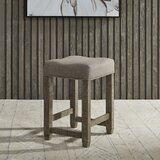 Locust Grove 24 Bar Stool by Gracie Oaks