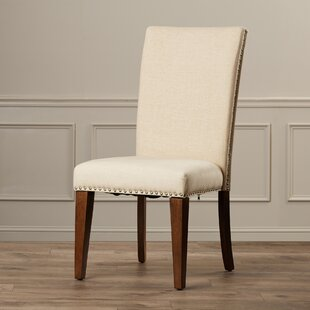 Alcott Hill Pearse Upholstered Parsons Ch..