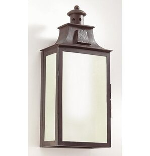Online Reviews Theodore Outdoor Flush Mount By Darby Home Co