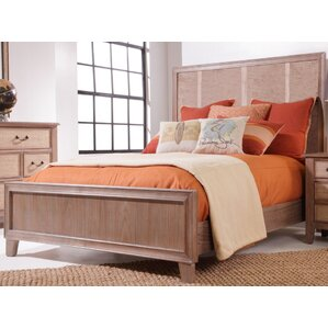 Linen Panel Bed by Panama Jack Home
