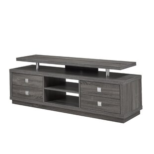 Stepplee TV Stand for TVs up to 66 by Wrought Studio