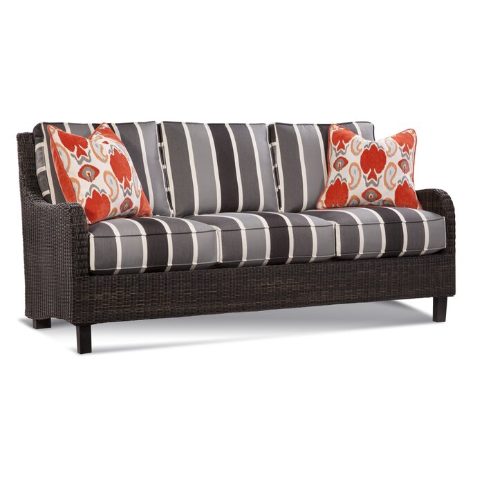 Tangier Patio Sofa With Cushions