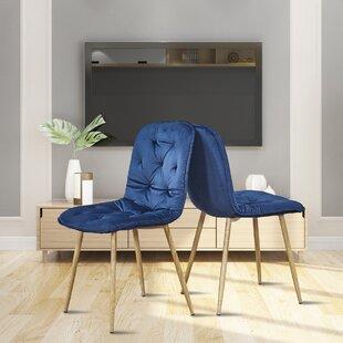 Torbett Tufted Upholstered Set of 4