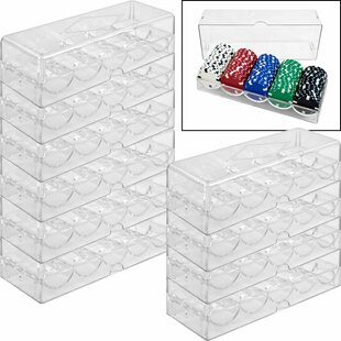Chip Case (Set of 10) by Trademark Global