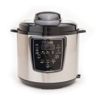 6 Qt. Electric Pressure Cooker