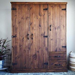 Cerny 2 Door Wardrobe By Union Rustic