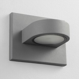 Eris 1-Light Outdoor Wall Light by Oxygen Lighting