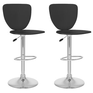 Adjustable Bar Stool (Set of 2) by dCOR d..
