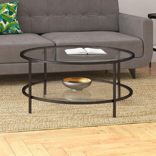 Magdalen Coffee Table by Andover Mills Coupon