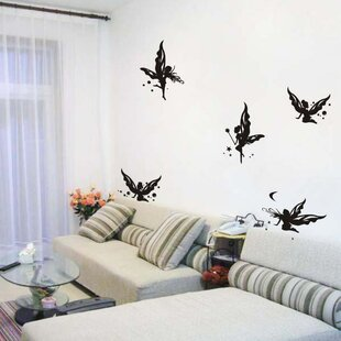 Butterfly Fairies Wall Decal