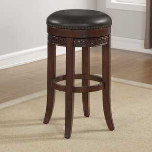 Jacquelyne  26 Swivel Bar Stool by Darby Home Co
