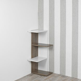 Tarver Corner Bookcase By Ebern Designs