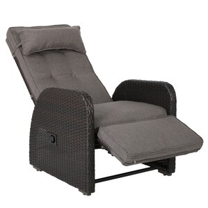 Keenes Outdoor Chair With Cushion