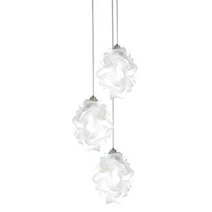 Chi Poly Light Pendant by EQLight