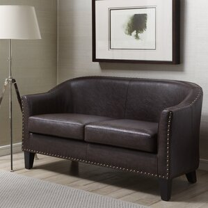 Courtney Banquette Loveseat by Andover..
