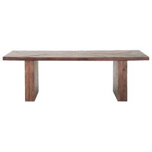 Foundry Select Amezcua Solid Wood Dining ..