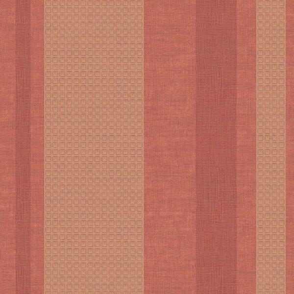 Walls Republic Art Deco Geometric Striped Metallic Strike 32 97 X 20 8 Stripes Wallpaper Wayfair