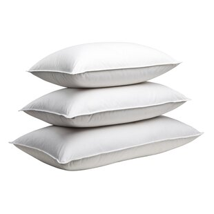 Gantt Perfect Down And Feathers Pillow by Alwyn Home No Copoun