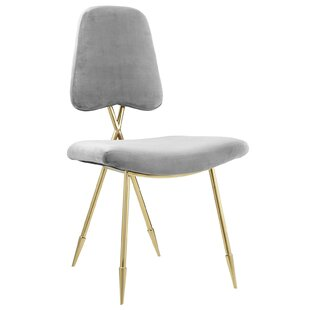 Charest Upholstered Dining Chair (Set of ..