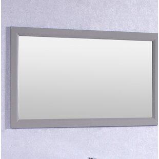 Affordable Price Zeringue Bathroom/Vanity Mirror ByBrayden Studio