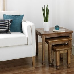 living room tables. Nest Of Tables Living Room Wayfair