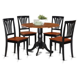 Dublin 5 Piece Dining Set Wooden Importers