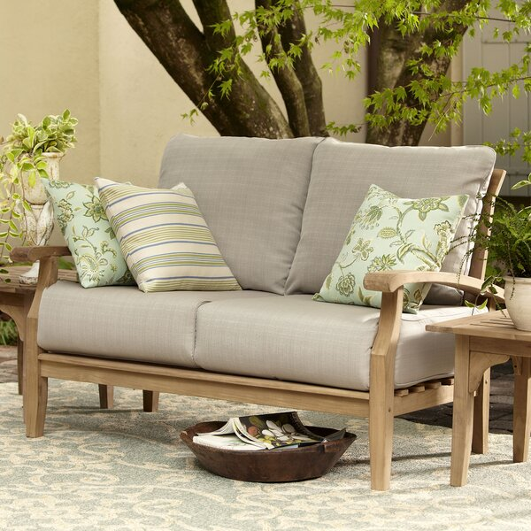 Farmhouse & Rustic Teak Outdoor Furniture | Birch Lane