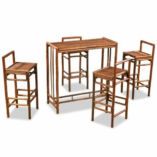 Roselyn 4 Seater Dining Set By Bay Isle Home