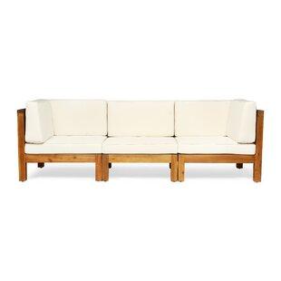 Kronqui Patio Sofa With Cushions