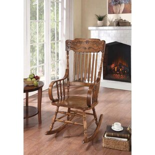August Grove Helm Rocking Chair