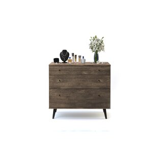 Noah 3 Drawer Chest by Modern Rustic Interiors