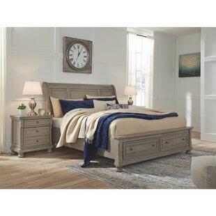 Lettner Storage Sleigh Bed