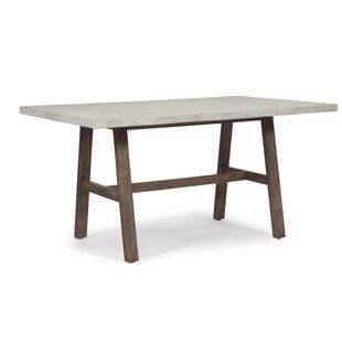 Trent Austin Design Spells Trestle Dining..