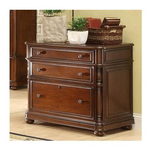 Finnerty 3 Drawer File Cabinet