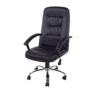 Maksymilian Desk Chair By 17 Stories