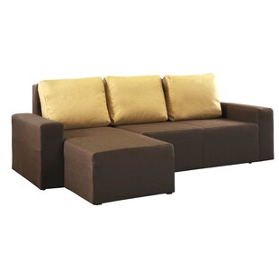 Dewsbury Corner Sofa Bed By Ebern Designs